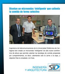 microondas inteligente